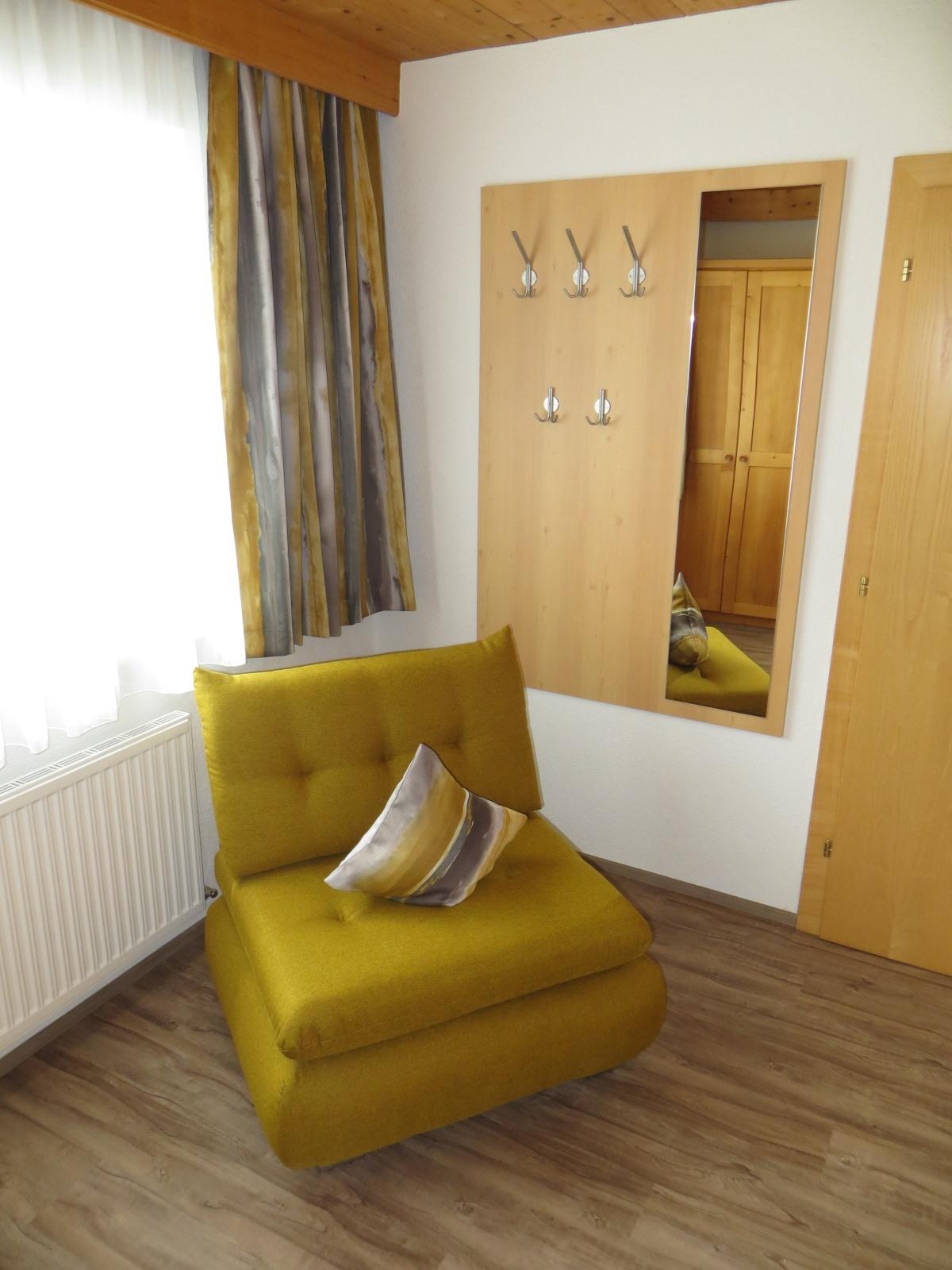 Zimmer 1 für 1-3 Personen